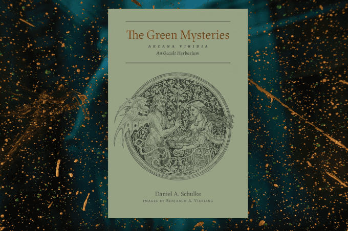 Daniel Schulke The Green Mysteries