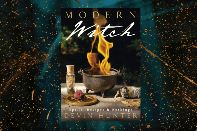 Devin Hunter Modern Witch