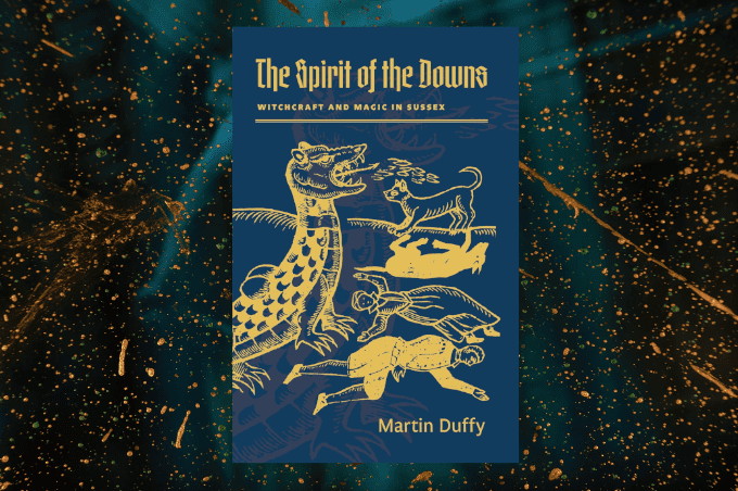 Martin Duffy The Spirit of the Downs