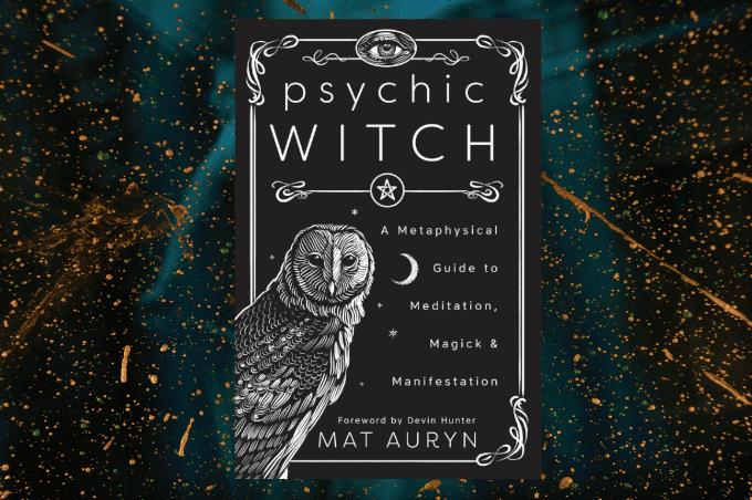 Mat Auryn Psychic Witch