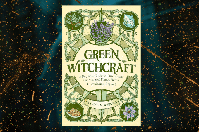 Green Witchcraft Paige Vanderbeck