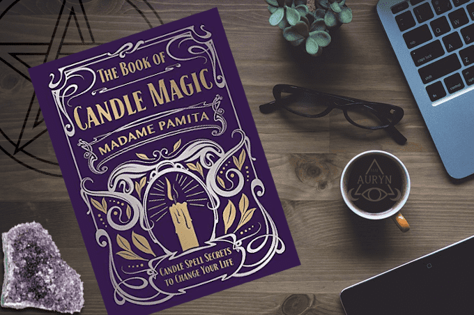 The Book of Candle Magic: Candle Spell Secrets to Change Your Life by Madame Pamita