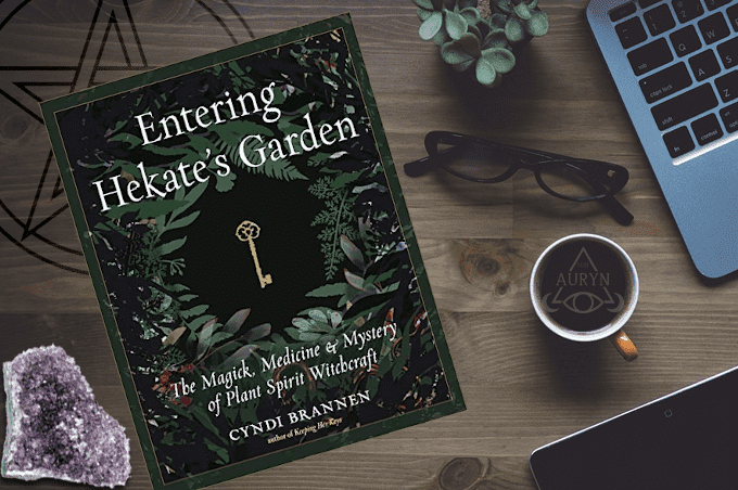 Entering Hekate's Garden: The Magick, Medicine & Mystery of Plant Spirit Witchcraft by Cyndi Brannen