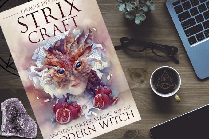 Strix Craft: Ancient Greek Magic for the Modern Witch by Oracle Hekataios