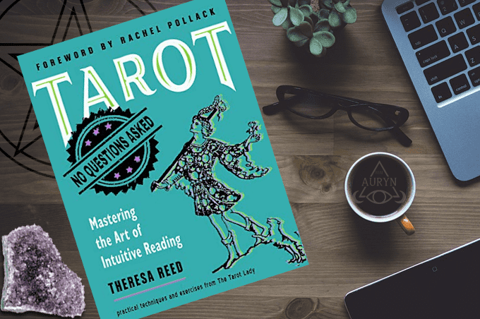 Tarot: No Questions Asked: Mastering the Art of Intuitive Reading Theresa Reed The Tarot Lady Rachel Pollock
