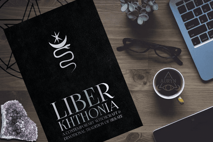 Liber Khthonia A Contemporary Witchcraft & Devotional Tradition of Hekate by Jeff Cullen
