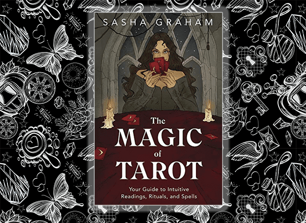 sasha graham the magic of tarot