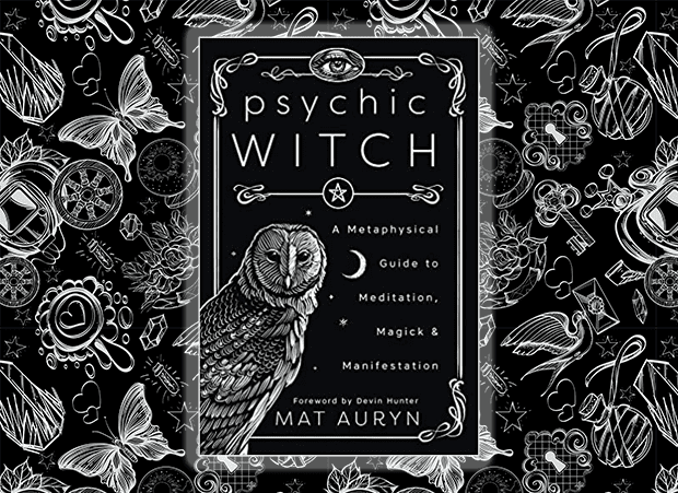 psychic witch mat auryn the book of candle magic madame pamita good juju najah lightfoot sasha graham  tarot