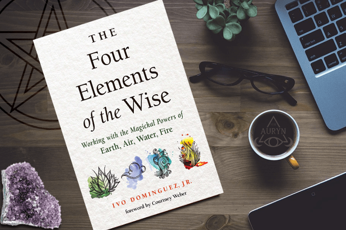 Four Elements of the Wise by Ivo Dominguez Jr.