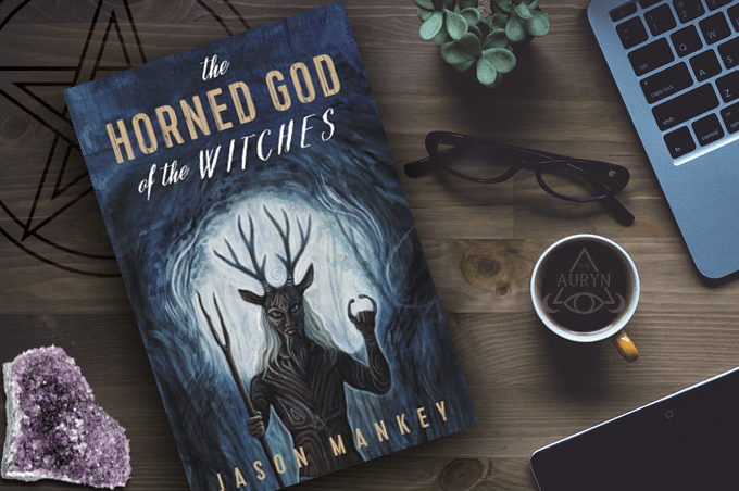 Horned God of the Witches by Jason Mankey