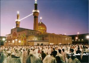 ImamHusaynMosqueKarbalaIraqPre2006