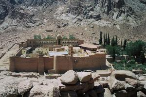 Prophet Muhammad's Covenant with the Christians of Mt  Sinai
