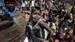Rohingya children 2