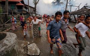 Rohingya Muslims Genocide-What Happened to Never Again