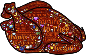 Thanksgiving thankful turkey-966494__480