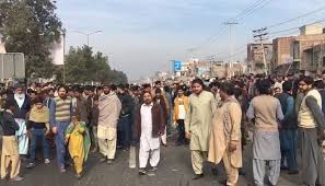 post 37 Justice for Zainab crowd protest