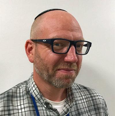 Rabbi Jim Morgan