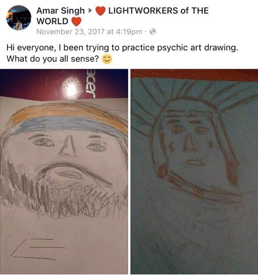 I think one of these is Jesus.