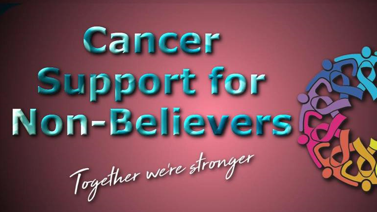 Cancer support for Non-believers
