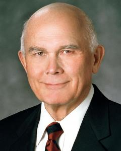 LDS leader Elder Dallin H. Oaks. Obtained through Creative Commons.