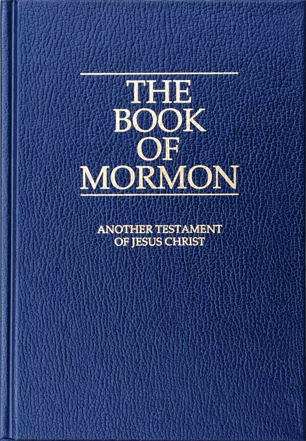 The Book of Mormon contains the story of Alma reuniting with the sons of Mosiah. Obtained through Creative Commons.
