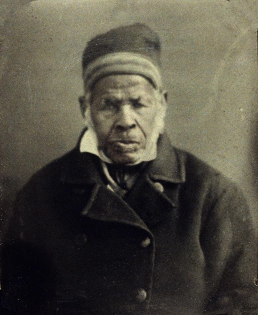 Omar Ibn Said, a native of present-day Senegal, was a Muslim scholar forced into slavery in the Carolinas. Obtained through Creative Commons.