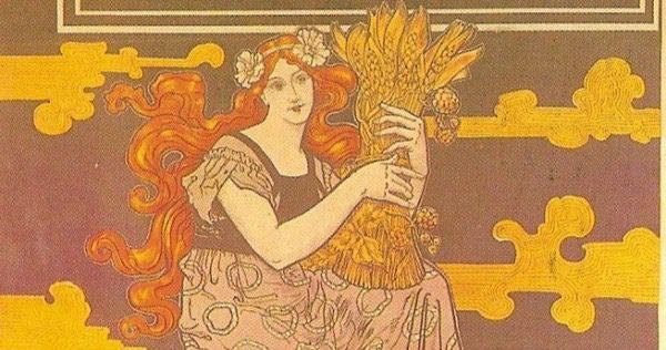 """""""Bieres de la Meuse,"""" Marc Auguste Bastard, 1896. From WikiMedia."""