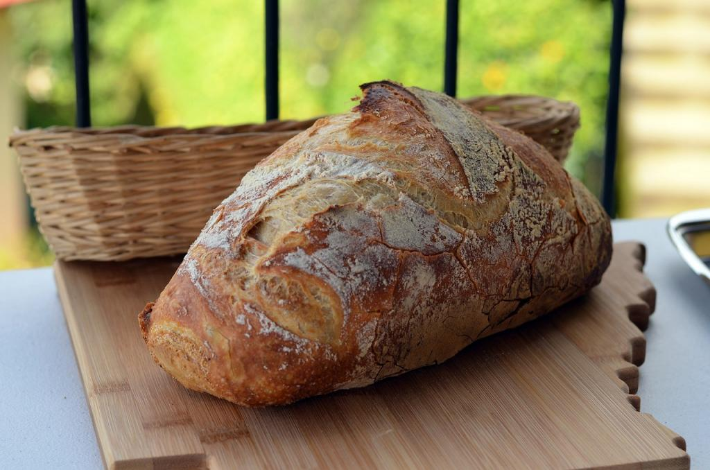 Bake Fresh pagan Loaf Bakery Food Bread Flour Healthy