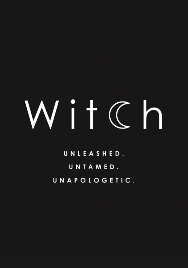 The cover of Witch, from Amazon