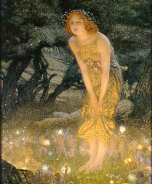 fairy ring pagan wicca