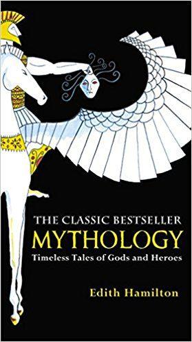 Modern cover of Edith Hamilton's Mythology