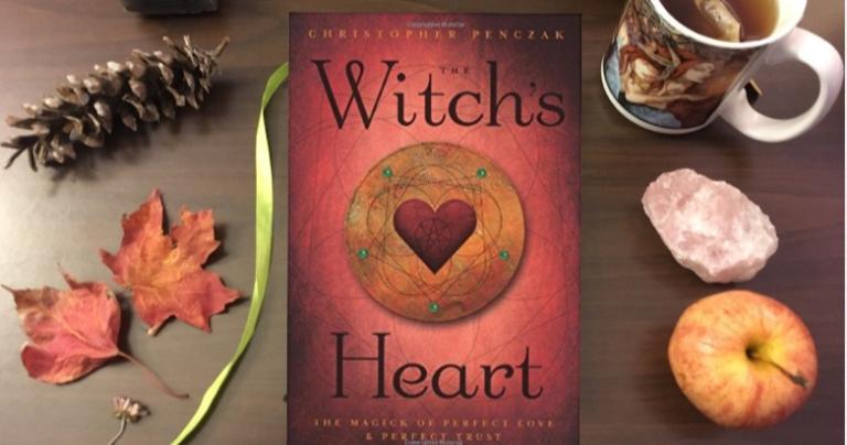 facebook witchs heart penczak pagan book review