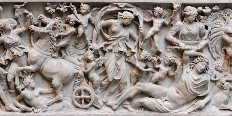 Selene Greek Roman Goddess Pagan God gateway other pantheon