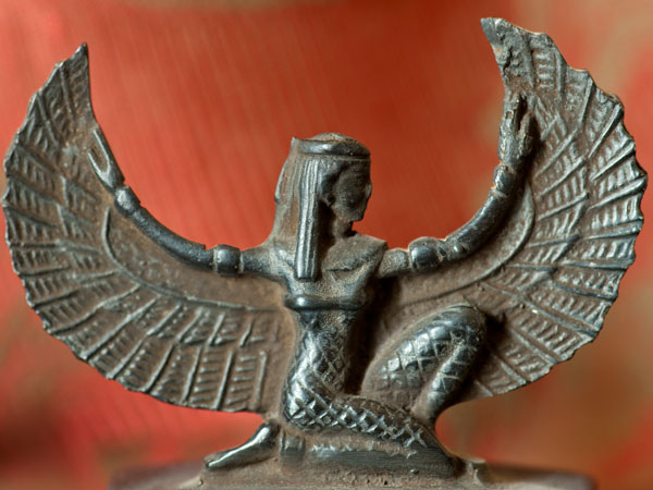 goddess isis mother Egyptian pronounce pronunciation correct