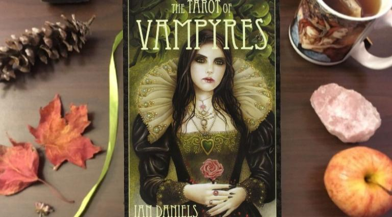 Tarot of Vampires Review Starlight Witch