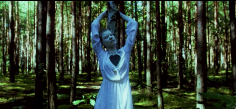 Promotional Material for Dead Can Dance's album Dionysus, from Video on Youtube