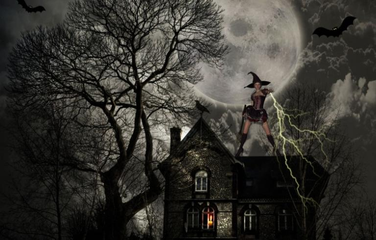 witch house music genre aesthetic modern soundtrack