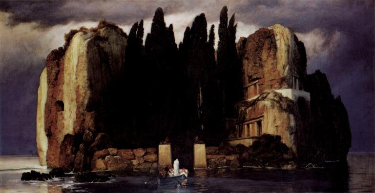 underworld isle of the dead pagan mercury retrograde hermes
