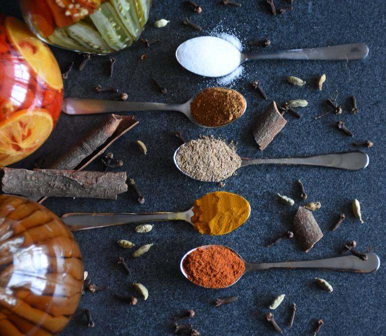 The Magical Spice Rack: How To Work With The Correspondences In Your