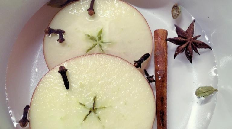 apple cinnamon clove anise witchcraft simmer pot pagan holiday diy