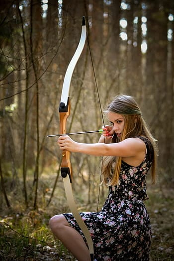 magic bow and arrow pessimist archer pagan witch witchcraft
