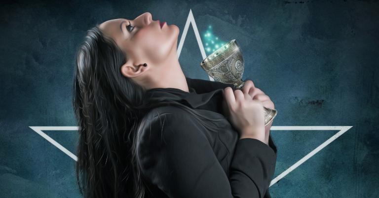 chalice meditation emotional stability intiutive