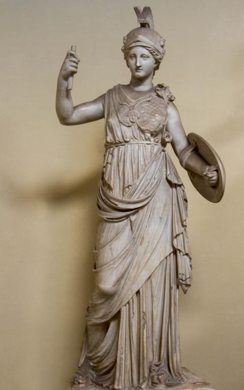 Statue_Athena_Vatican_Museum