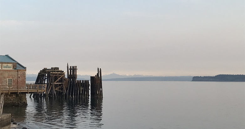 Photo taken by the author in Port Townsend, WA, USA.