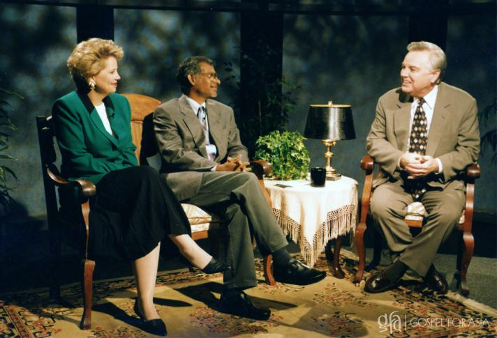 KP Yohannan on the You Need to Know TV Show