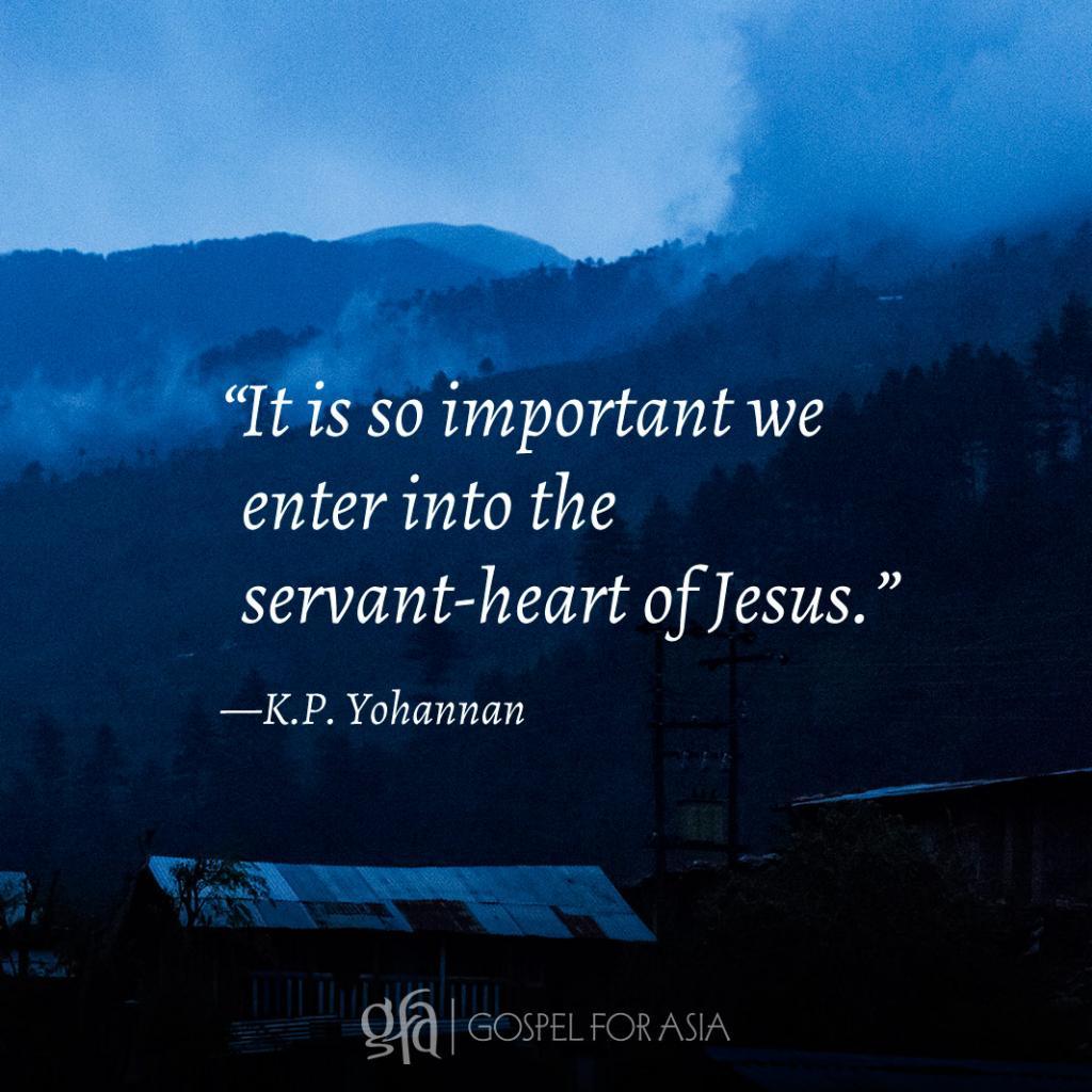 God Wants You - KP Yohannan - Gospel for Asia