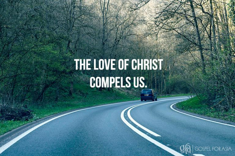 The love of Christ compels Us - KP Yohannan - Gospel for Asia
