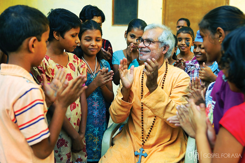 Respond with Compassion and Understanding - KP Yohannan - Gospel for Asia