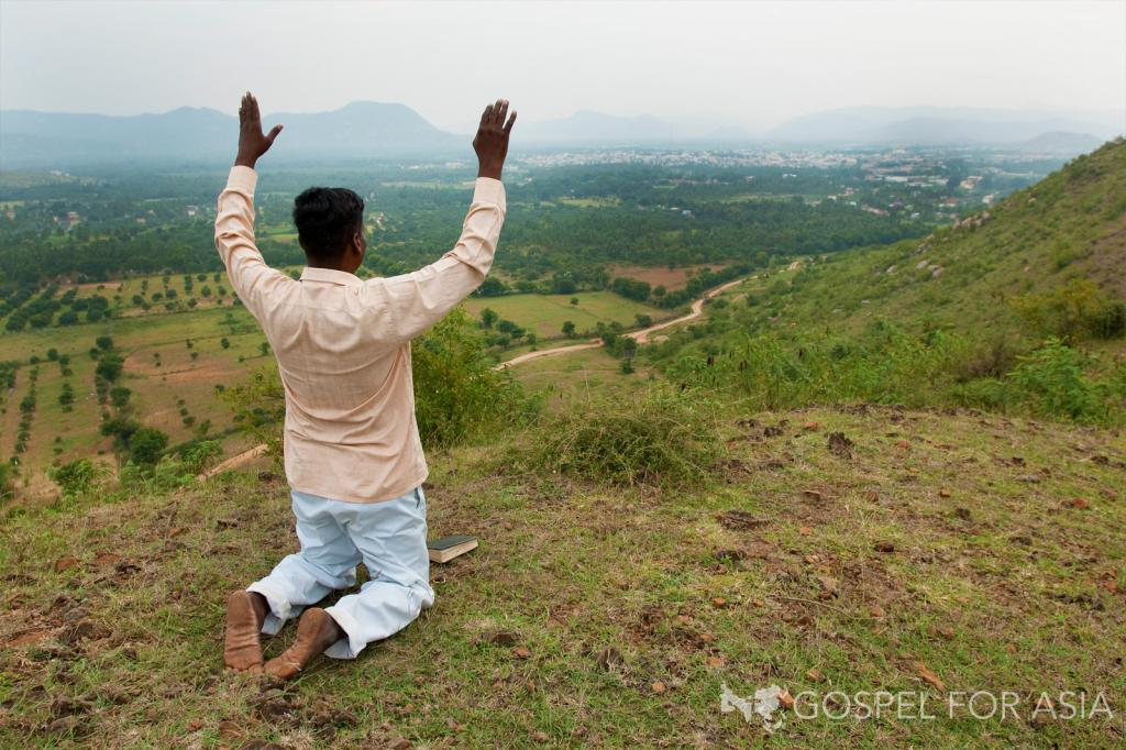 God is looking for Intercessors - KP Yohannan - Gospel for Asia