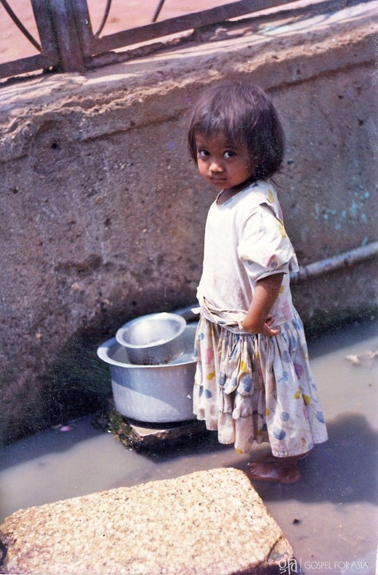 I Saw a Photo of Meena, and It's One I Can Never Forget - KP Yohannan - Gospel for Asia